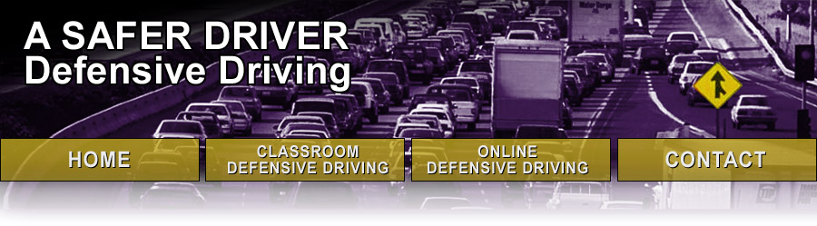 a safer driver texas defensive driving
